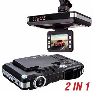 MATCC 2.0- 2-in01 Car DVR+RD Camcorder and Radar Detector