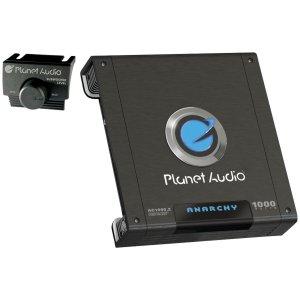 Planet Audio AC1000.2 ANARCHY 1000-Watt 2 Channel Amplifier