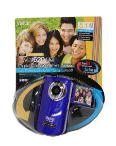 Vivitar DVR620-GRP Ultimate Selfie Digital Camera