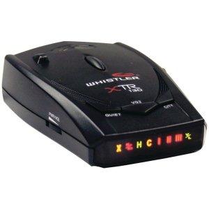 Whistler XTR-130 Laser-Radar Detector