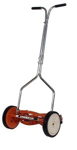 American Lawn Mower 14 Inch Reel Push Lawn Mower 1204-14