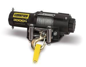 Champion Power Equipment 13004 3000 lb. ATV-UTV Winch Kit