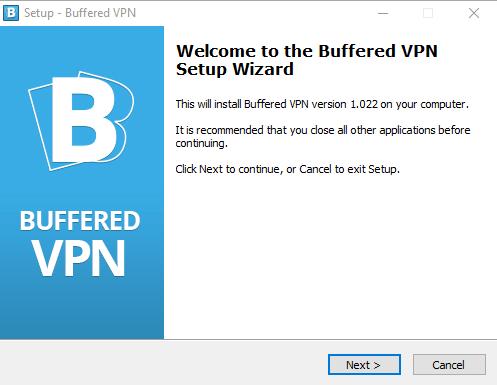 buffered-vpn-installation