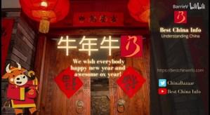Happy New Year from China!
