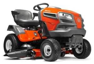 Husqvarna YTA24V48 Pedal Garden Tractor Lawn Mower - best riding mower for hills
