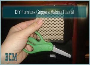 diy non slip furniture pads