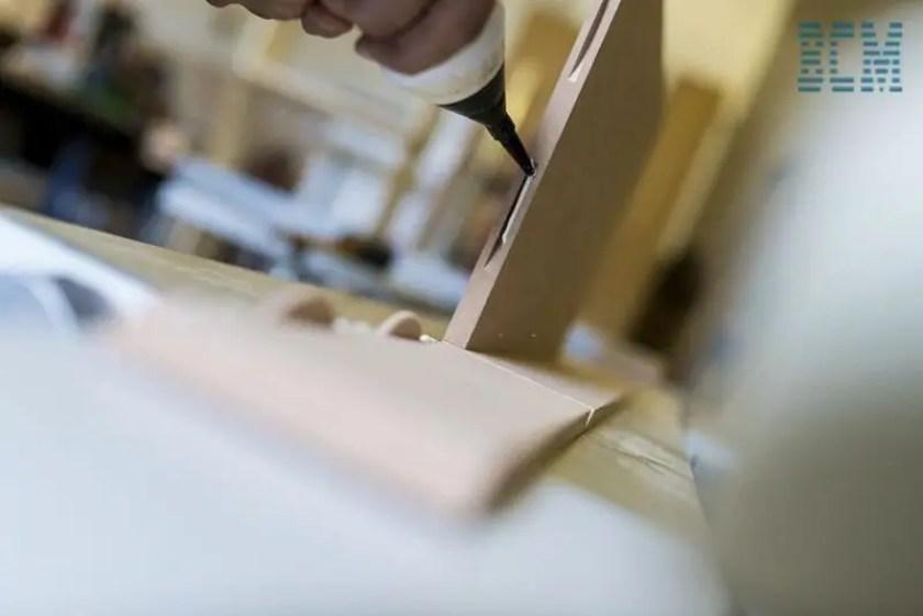 High strength wood glue