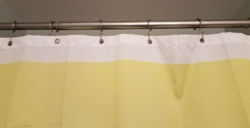 How to Wash Fabric Shower Curtain Liner