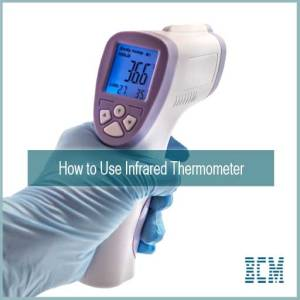 How to Use Infrared Thermometer Gun