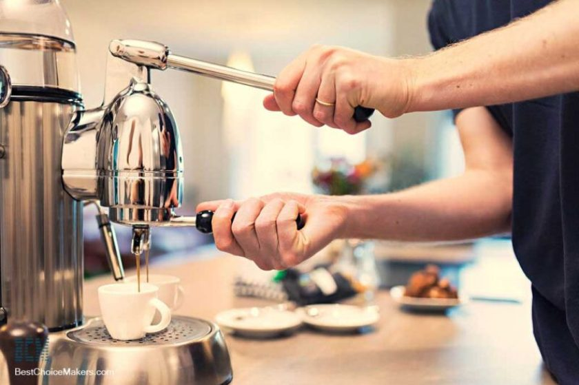 Best commercial espresso machine for home use