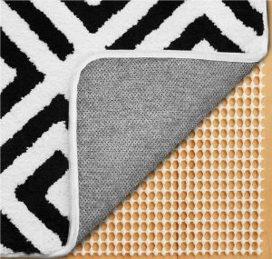 Gorilla Grip Original Extra Strong Rug Pad Gripper for Area Rugs on Hard Floors