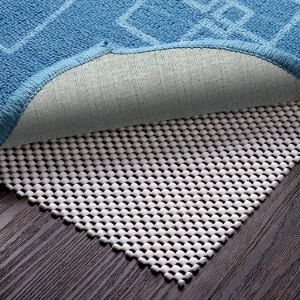 Veken Non-Slip Rug Pad Gripper - Extra Thick Pad for Hard Surface Floors