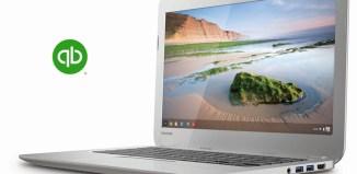 Quickbooks for Chromebook