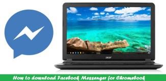 Facebook Messenger for Chromebook
