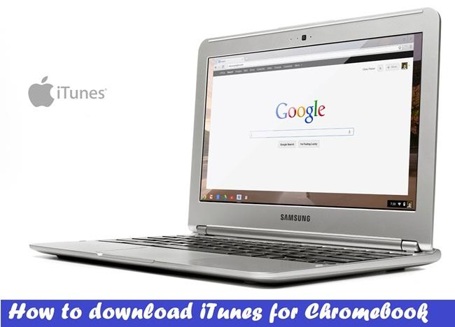 iTunes on Chromebook