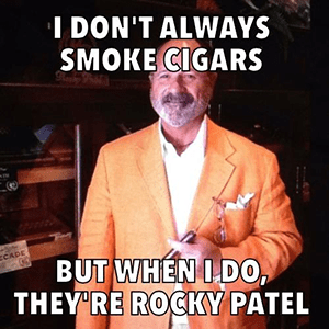 RockyPatel-saying