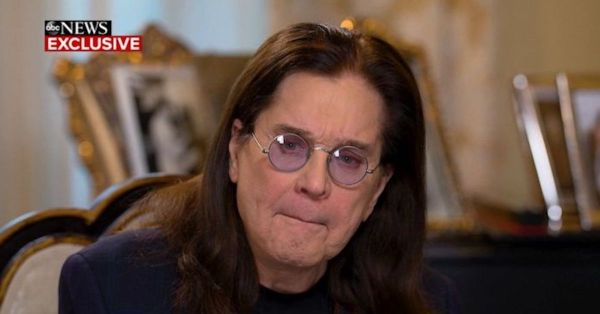 Ozzy Osbourne Cancels All No. American Tour Dates - Best Classic Bands