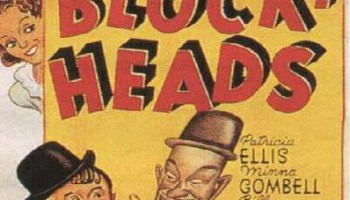 Funny Movie Quotes from Laurel and Hardy's Block-Heads-starring Stan Laurel, Oliver Hardy, James Finlayson, Billy Gilbert