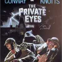 Funny movie quotes from The Private Eyes