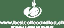 Bestcoffeeandtea Logo Weiss