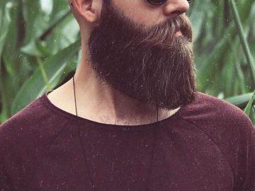 Testa e barba calve #baldhead #beard #fullbeard #hipster #hipsterhaircut