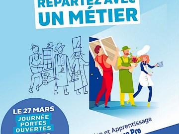 Ce samedi 27 mars, la Chambre de métiers et de l'artisanat organise sa première « Journée Portes Ouvertes régionale». Les CFA des Hautes-Pyrénées et du Gers y participent...
