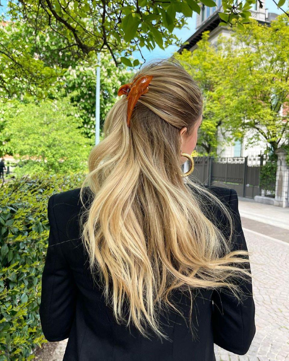 pince à cheveux chiara ferragni