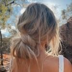 Comment réaliser un cord knot bun, le chignon tendance de l'été ?