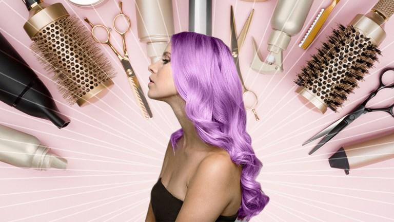 Les tendances vibrantes des couleurs de cheveux devraient exploser sur TikTok en 2021
