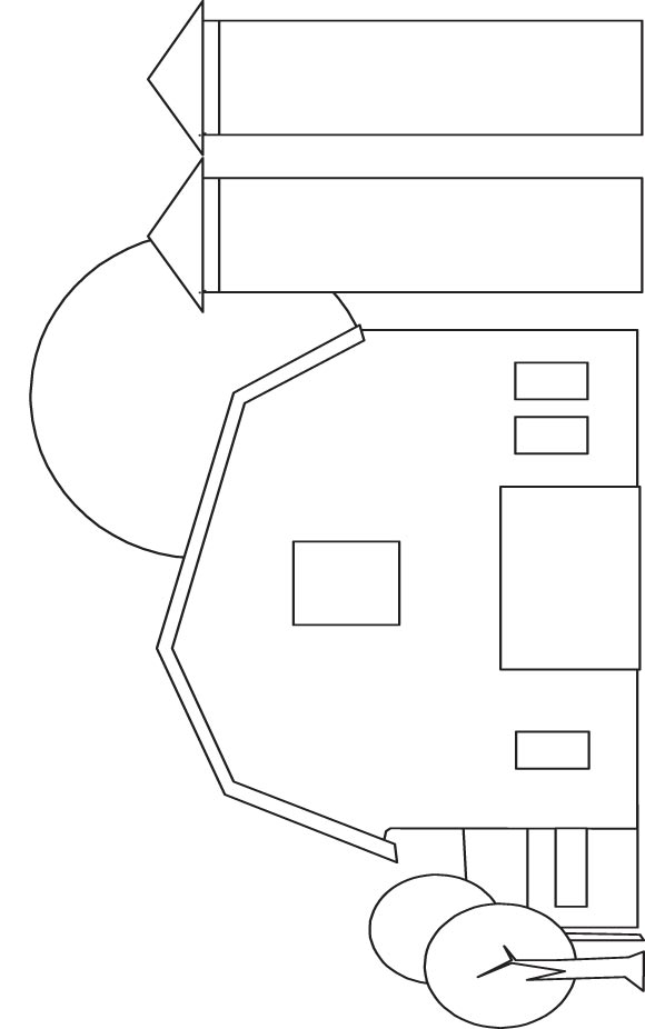 barn coloring page download free barn coloring page for kids
