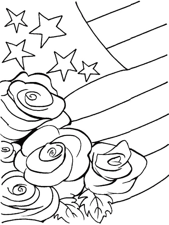 A Floral Tribute To Veterans Coloring Page Download Free A Floral Tribute To Veterans Coloring Page For Kids Best Coloring Pages