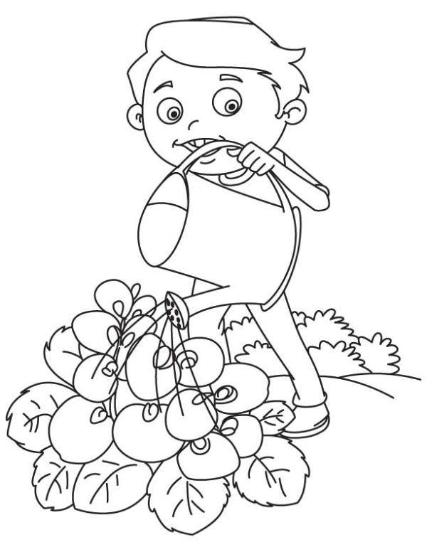 sweet pea coloring pages # 14