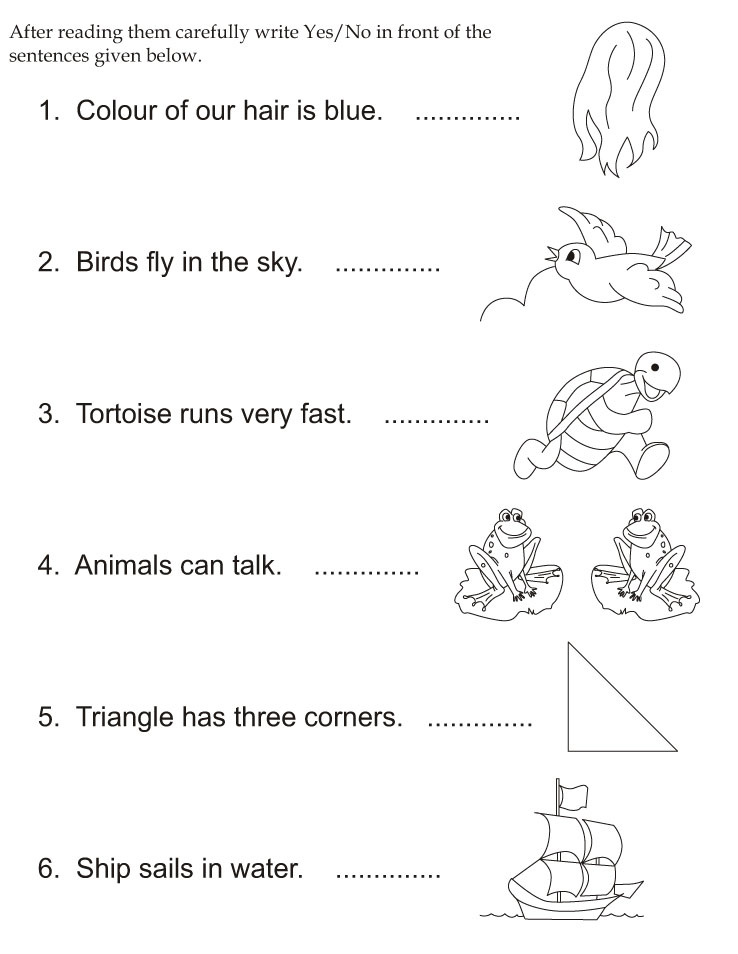 download english activity worksheet after reading them carefully write