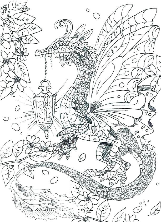 Printable Dragon Tales Coloring Pages Novocom Top