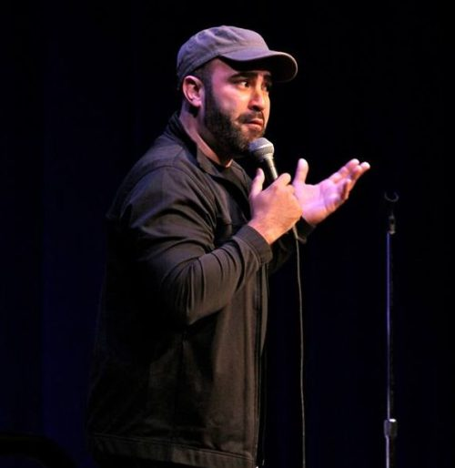 Joe Narvaez comedian