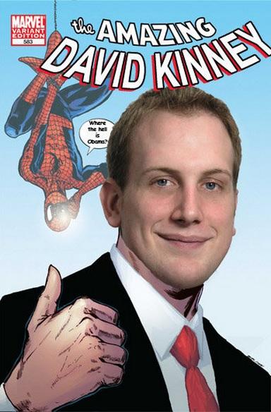 Dave Kinney comedian