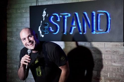 Mike Finoia comedian