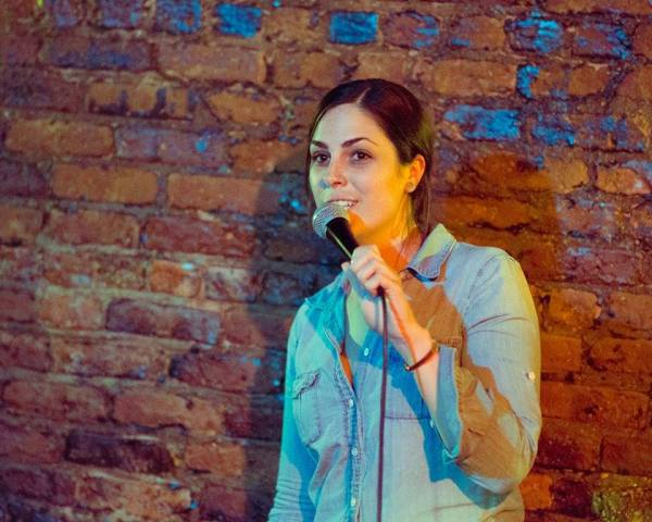 Laura Prangley Comedian
