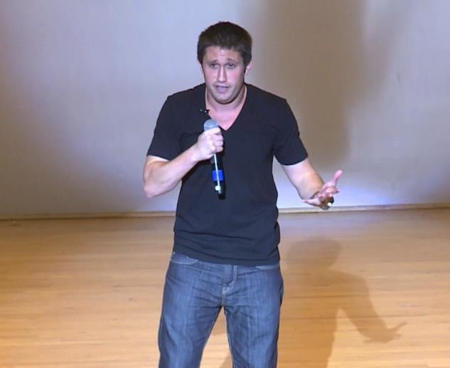 Tyler Gildin Comedian