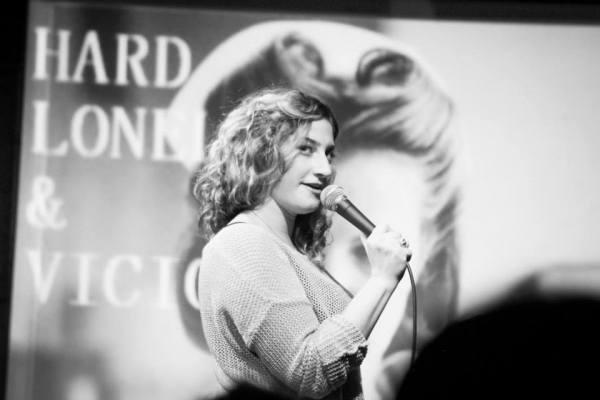 Julia Solomon comedian