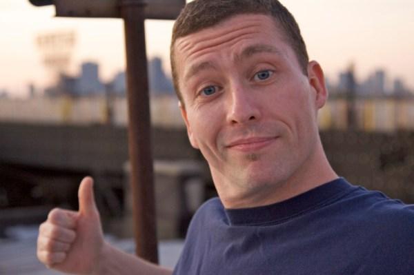 Joey Gay Comedian