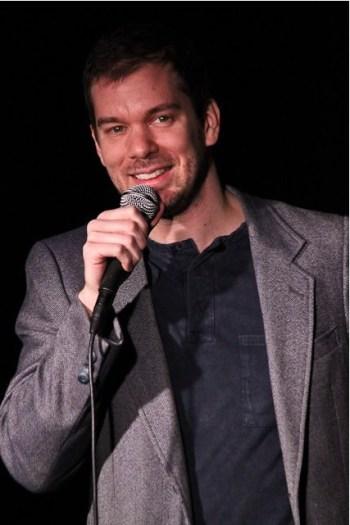 Matt Ruby Comedian