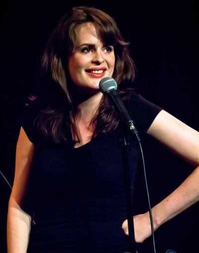 Amber Nelson Comedian