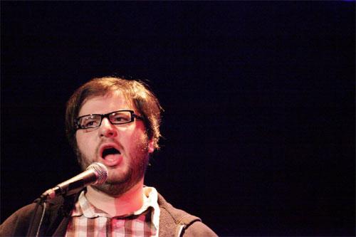 Liam McEneaney comedian