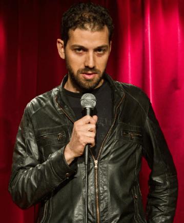 Matt Nagin comedian