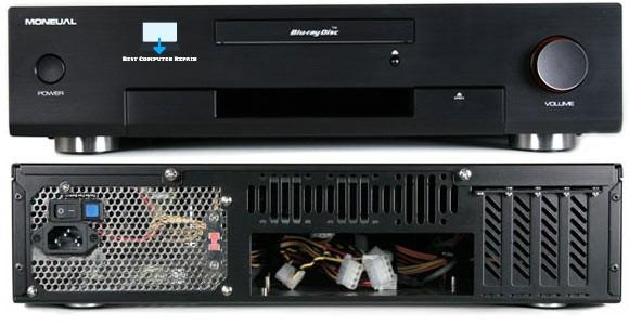 A good computer case