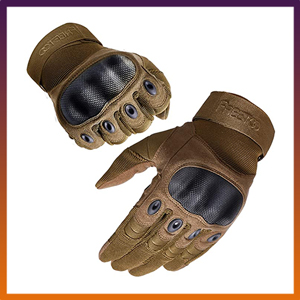 FREETOO Tactical Gloves with Knuckle Protection