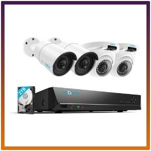 Reolink 4MP 8CH Poe Surveillance System
