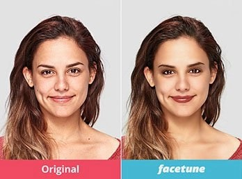 facetune and motivation for cosmetic surgery