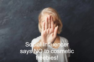 influencer says no